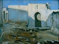 Moorish Houses (after Sargent)